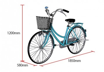 bicycle-size